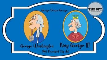 George VS George