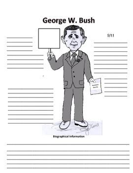 43rd President - George W. Bush
