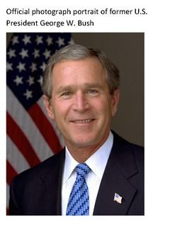 George W Bush Handout