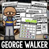George Walker Classical Composer Activities, June