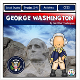 Presidents Day: American President George Washington Activity Pack