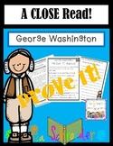 George Washington.: A Close Read