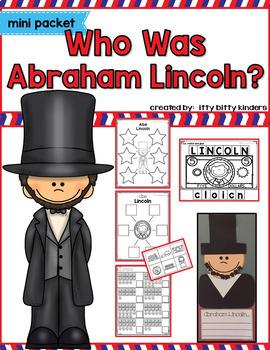 George Washington, Abraham Lincoln, Donald Trump, Presidents Bundle