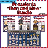 George Washington, Abraham Lincoln, Donald Trump, Presidents Day Bundle