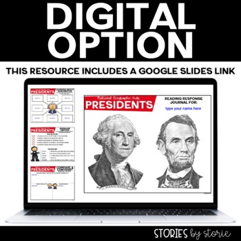 George Washington & Abraham Lincoln (National Geographic Kids Book Companions)