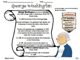 George Washington Activities.