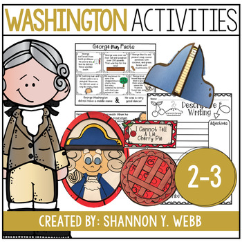 America's 1st President: George Washington Gr. 2-3