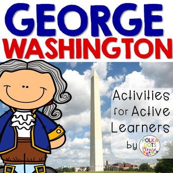 George Washington Activities and Printables