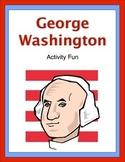 George Washington Activity Fun