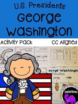 George Washington Activity Pack