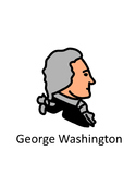 George Washington Adapted Book and Comprehension Questions