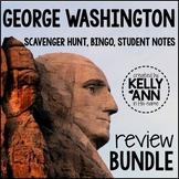 George Washington Activity Bundle