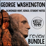 George Washington Activity Bundle