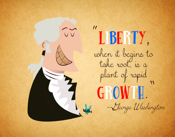 George Washington Background