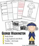 George Washington Biography Report (K-8th)