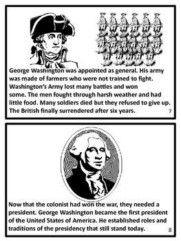 George Washington Booklet