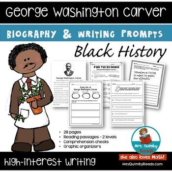 George Washington Carver   Biography   Black History