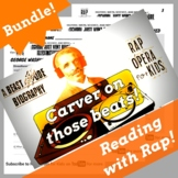 George Washington Carver Timeline and Reading Passage Activities with Song