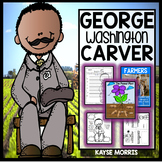 George Washington Carver  Black History Month Activities