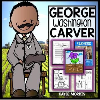 George Washington Carver  Black History Month Activities