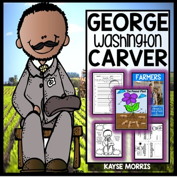 george washington carver activities and close reading tpt