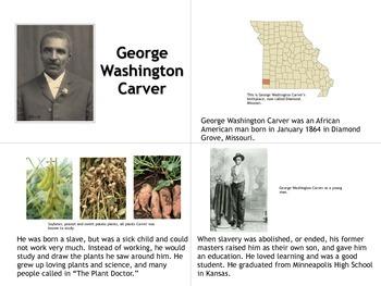 George Washington Carver Packet