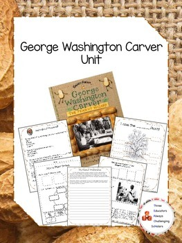 George Washington Carver Book Study