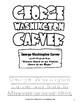 George Washington Carver Coloring Book—Level B