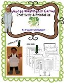 George Washington Carver Craftivity (A Black History Month Craftivity)
