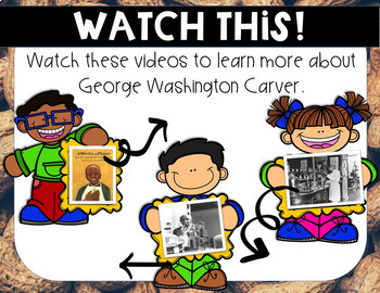 George Washington Carver Digital Activities