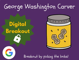 George Washington Carver - Digital Breakout! (Escape Room, Brain Break)