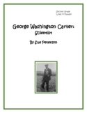George Washington Carver: Farmer and Scientist