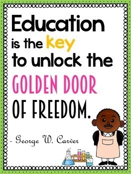 George Washington Carver Flipbook