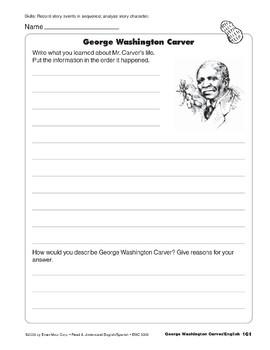 George Washington Carver/George Washington Carver