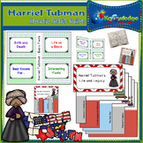 Harriet Tubman Interactive Foldable Booklets - Black History Month