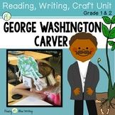 George Washington Carver : Reading, Writing, & Peanut Plant Hat Making