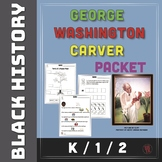 George Washington Carver Packet!