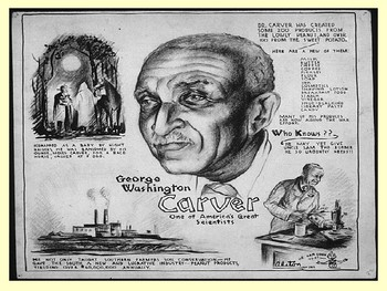 George Washington Carver Quiz and Life Review