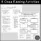 George Washington Carver Reading Comprehension Paired Passages