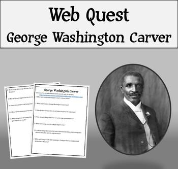 A short paper on george washington carver