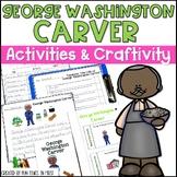 George Washington Carver Activities (First Grade)