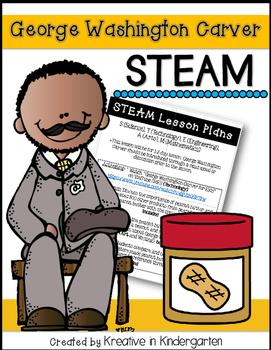 George Washington Carver- STEAM