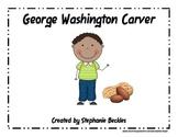 George Washington Carver - Social Studies (Black & White)