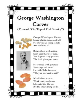 George Washington Carver Song