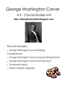 George Washington Carver Unit K-3