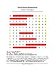 Booker T. Washington Word Search (Grades 3-5)