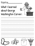 George Washington Carver Writing