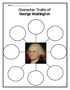 George Washington -Character Traits