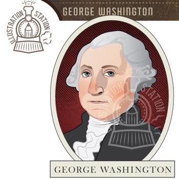 George Washington Clip Art
