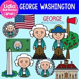 George Washington Clipart